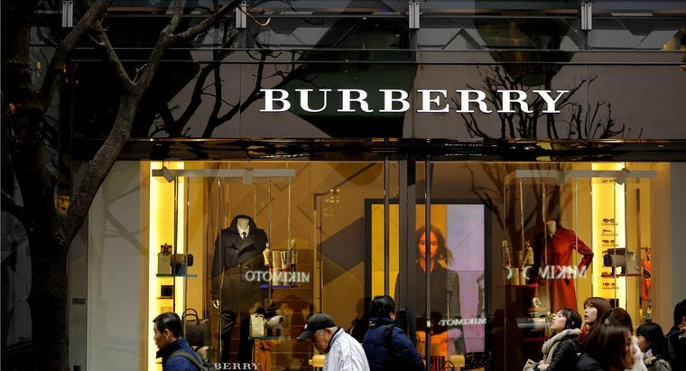 Does Burberry Have Any Outlet Stores?