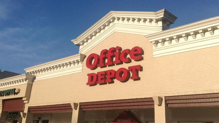 Where Can You Leave Feedback on a Recent Trip to Office Depot?