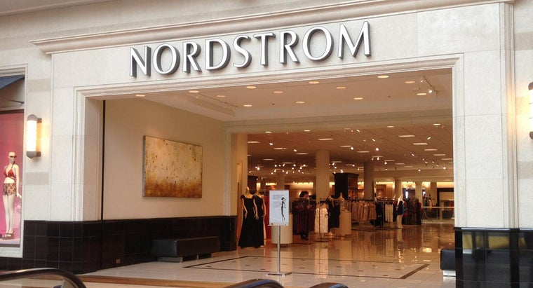 What Type of Merchandise Is Offered at a Nordstrom Department Store?