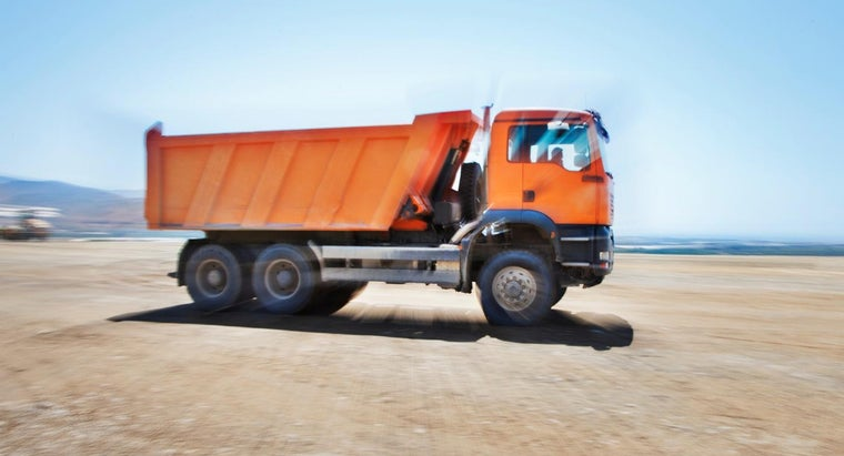 How Do You Become a Dump-Truck Driver?