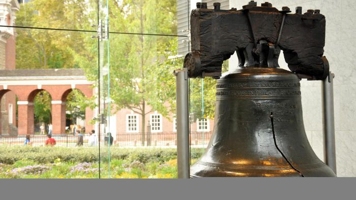 What Are Some Interesting Facts About the Liberty Bell?