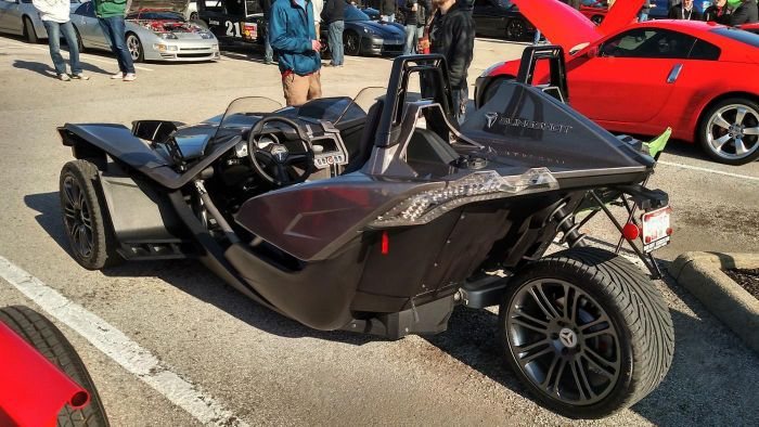 Does Polaris Make a 3-Wheel Motorcycle?