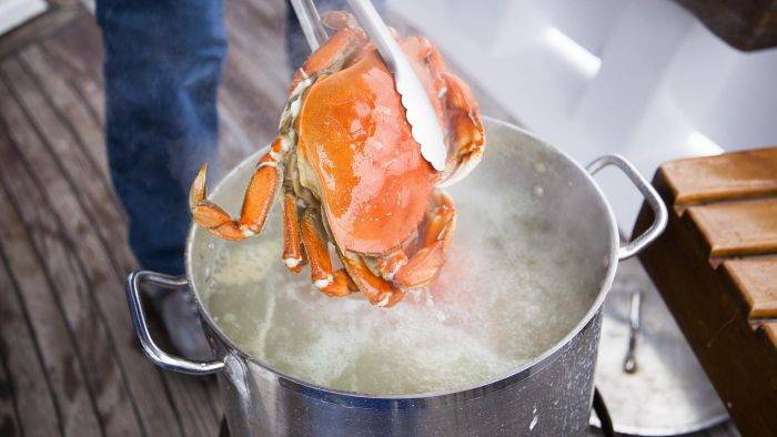 What is an easy cream of crab soup recipe?