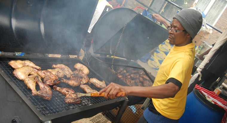 What Is an Authentic Recipe for Jerk Chicken?