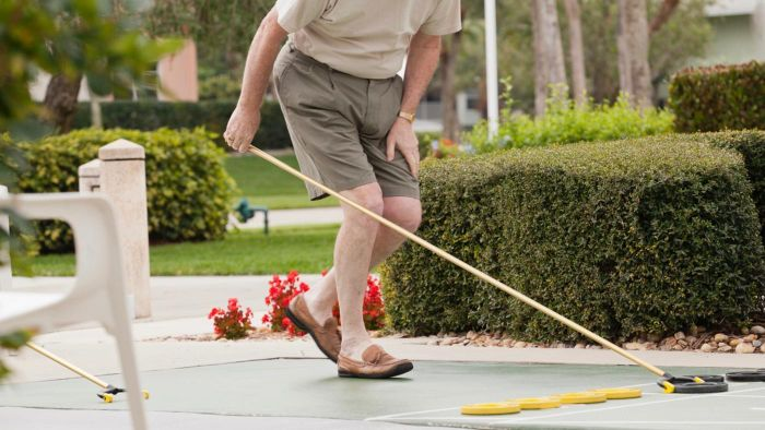 What Are the Rules for Outdoor Shuffleboard?