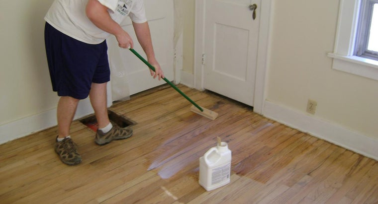 What Are Some Tips for Cleaning Hardwood Floors?
