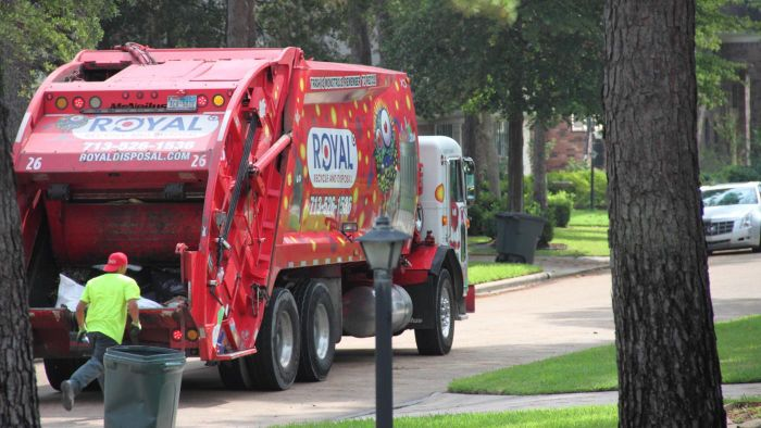 How Do You Determine Local Trash Pick-up Times?