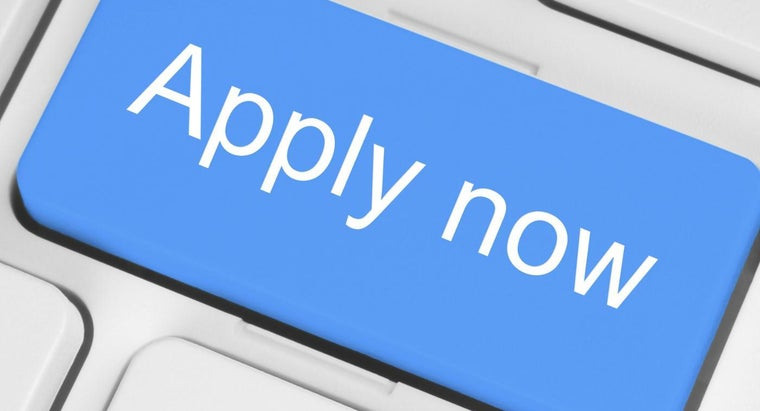 How Does an Individual Apply for Job Openings Online?