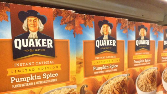 What Are Quaker Oats Made From?