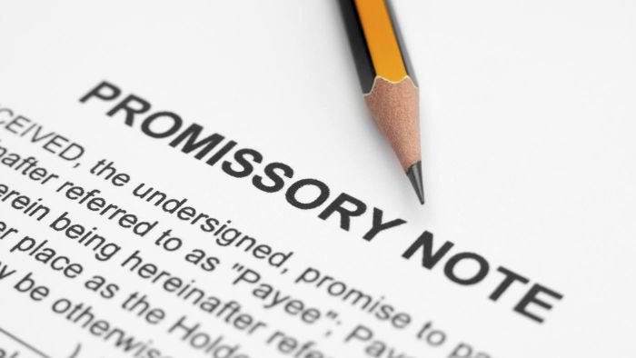 How Do You Create a Simple Promissory Note?