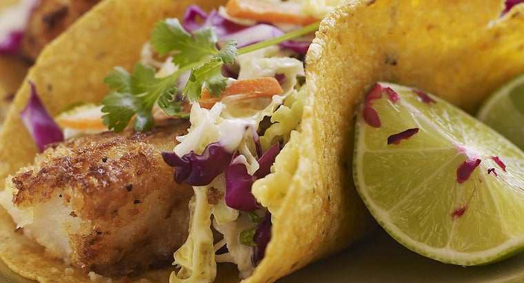 What Is a Good Recipe for Fish Tacos?