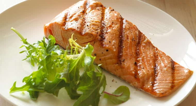 What Is a Good Sauce for Grilled Salmon?