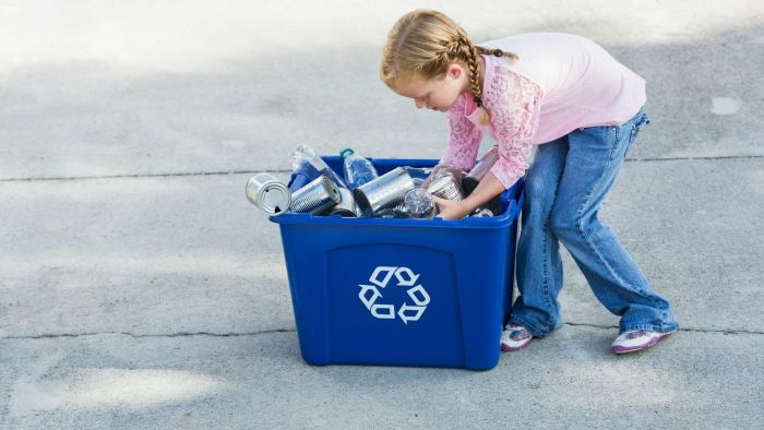 Where Can You Get Recycling Center Bins?