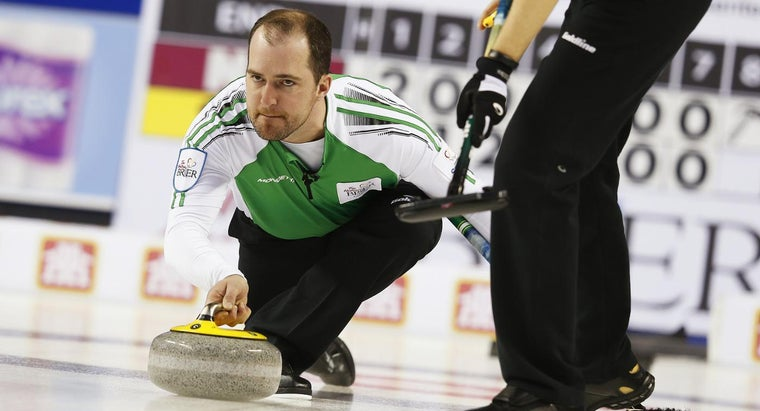 Which Team Won the Continental Cup of Curling in 2014?