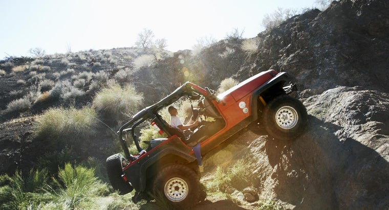 Which Stores Have Old Used Jeeps for Sale?