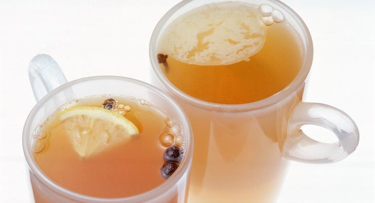 What Is a Recipe for Hot Buttered Rum?