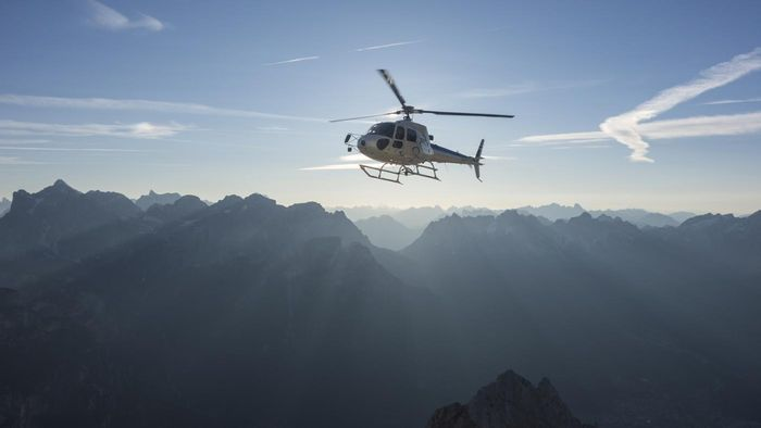 How Do You Train to Be a Helicopter Pilot?
