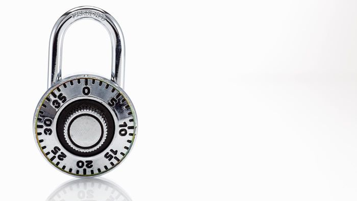 What should you know about Master Lock instructions?