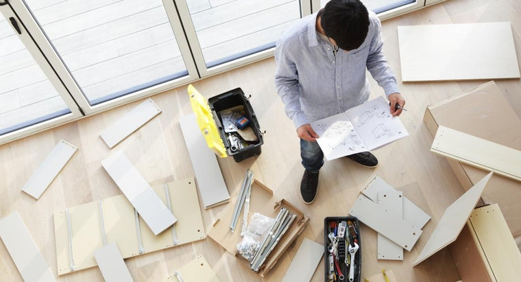 How Do You Disassemble IKEA Furniture?