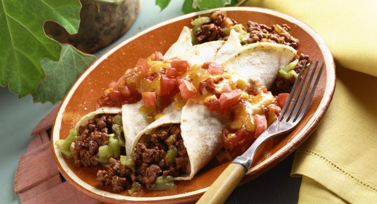 What Are Some Good Recipes for Ground Beef Enchiladas?