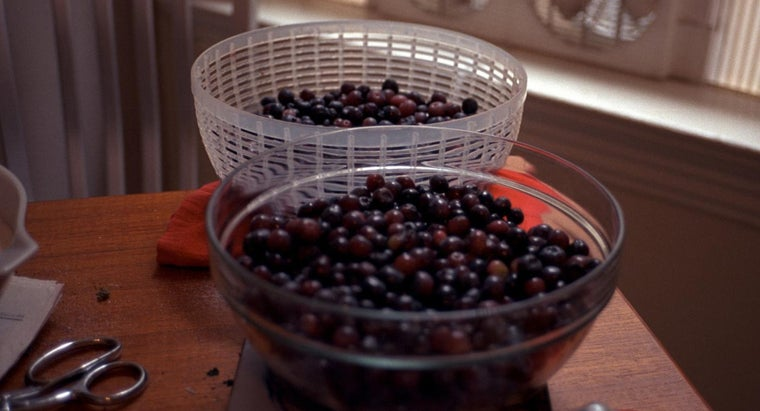 What Is an Easy Blueberry Jam Recipe?