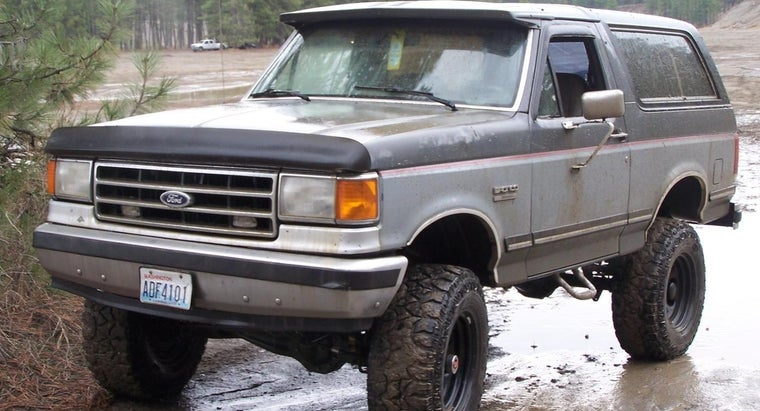 What Is a Typical Price for a New Ford Bronco?