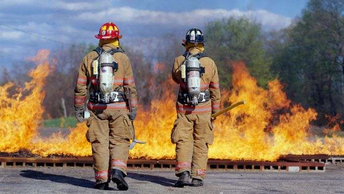 How much do it cost to train to be a firefighter?
