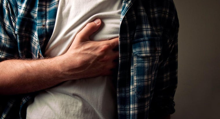 What Are the First Signs of Heart Trouble?