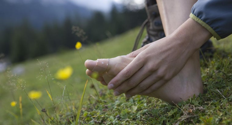 What Causes Foot Numbness?