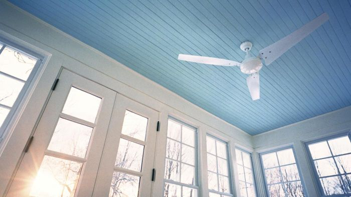 Is There a Chart Available for Ceiling Fan Sizes?