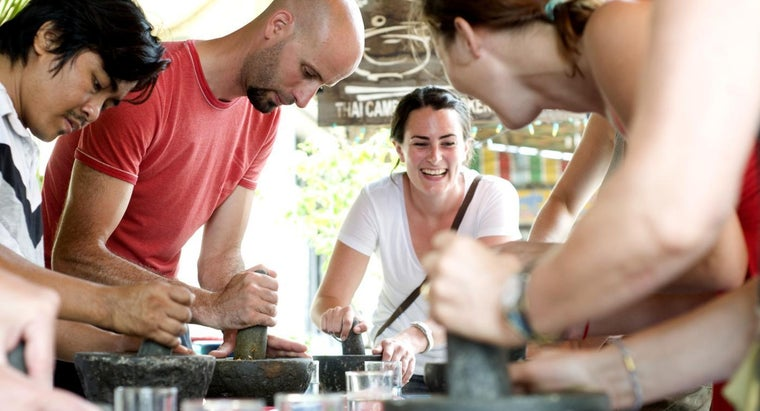 Where Can You Find Cooking Courses on the Weekend?