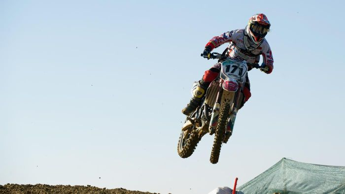 What are some types of Honda dirt bikes?