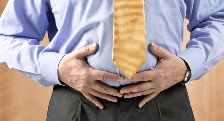What Are Some Causes of Nausea and Belching?