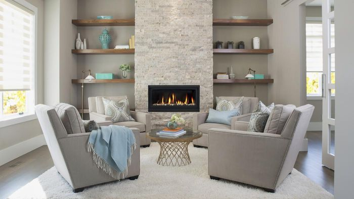 What Are Some Tips for Decorating Over a Fireplace?
