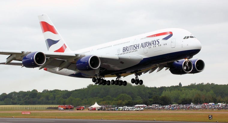 How Do You Check a British Airlines Flight Status?