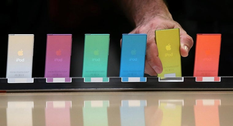 What Are Common Problems With the IPod Nano?