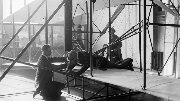 When Did the Wright Brothers Fly the First Airplane?