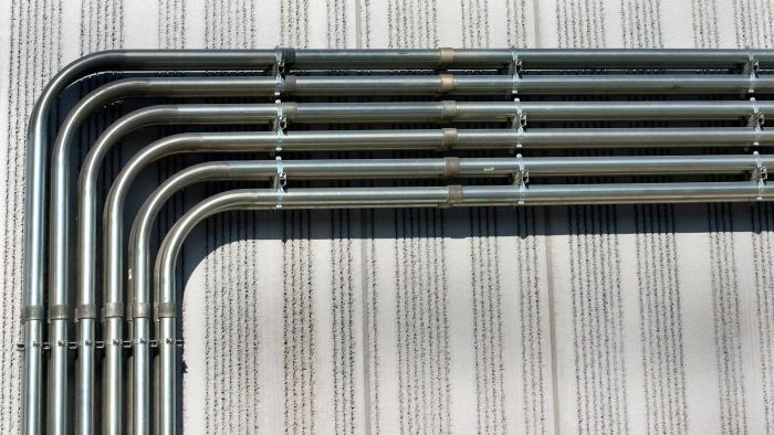 What Are the Average Dimensions of Electrical Conduit?