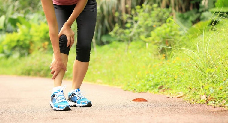 What Is a Method to Get Rid of Leg Cramps?