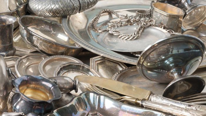 Where Can You Sell Scrap Sterling Silver?