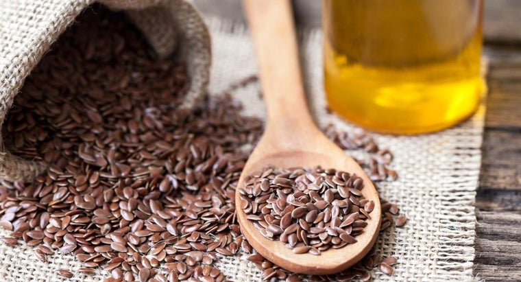 What Does Flaxseed Oil Do?