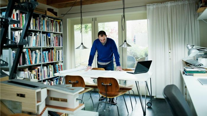 What Design Considerations Need to Be Taken Into Account When Planning a Home Office?