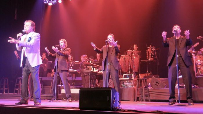 What Is Frankie Valli Known For?