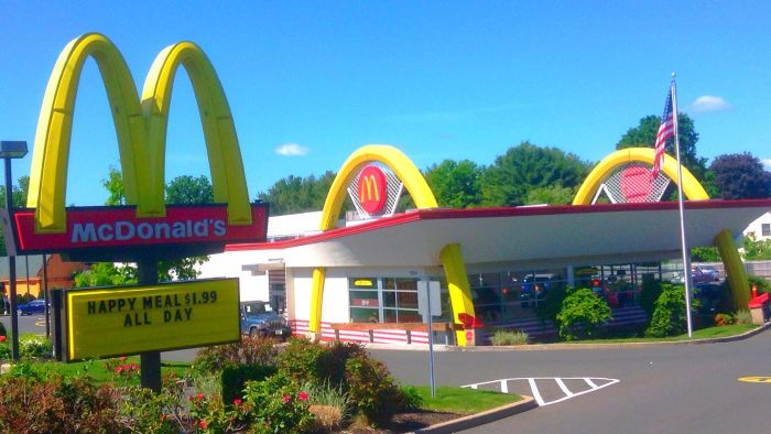 What Are Some Games and Competitions Offered by McDonald's?