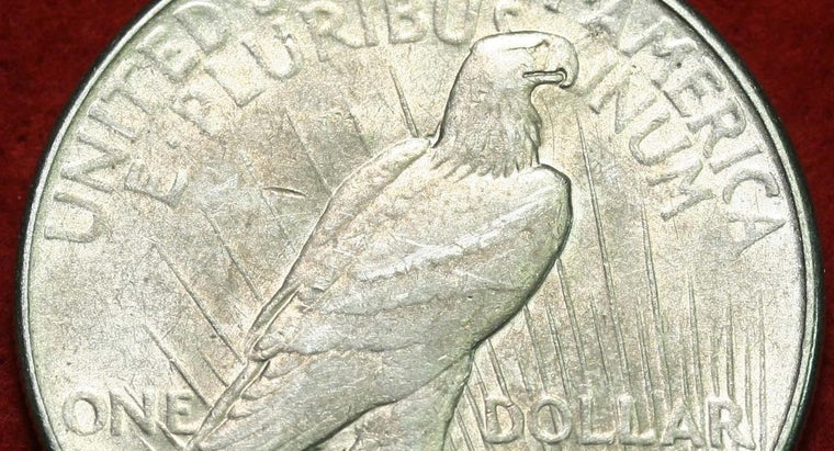 How Much Is a 1923 Peace Dollar Worth?