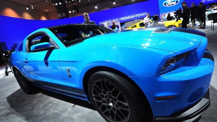 What Is Some Important Information About the Mustang Cobra?