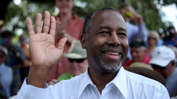 Who Wrote the Biography of Ben Carson?