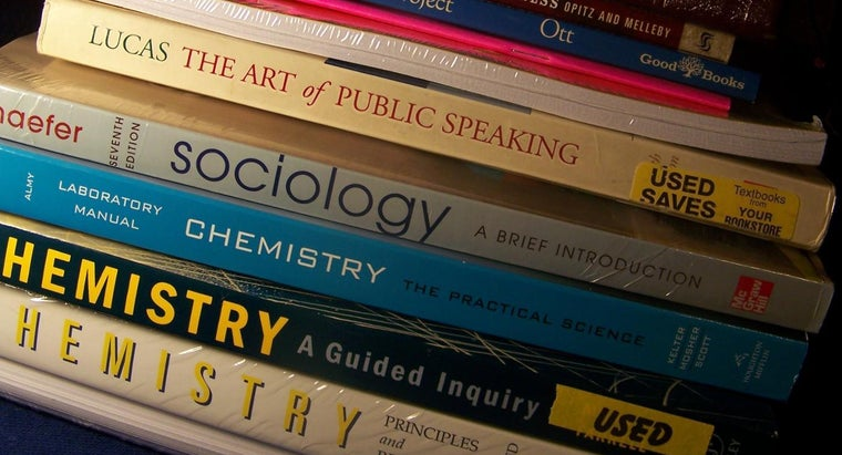 What Are Some Online Stores That Sell College Textbooks?