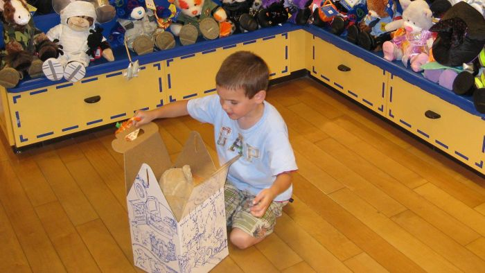 What Can Guests Create at Build-A-Bear Workshop?