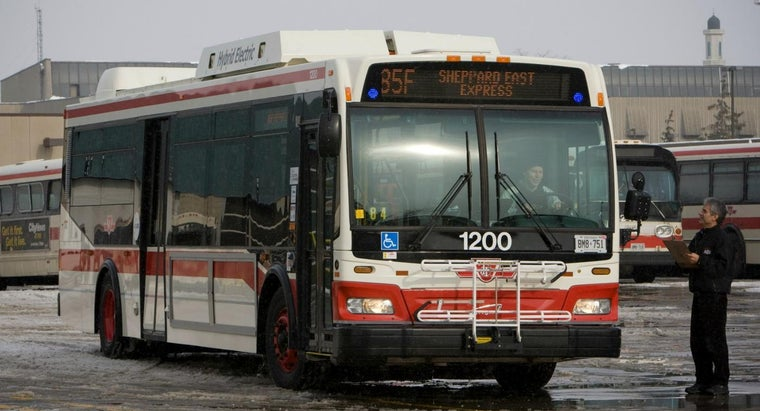 How Can You Find Route and Map Information for TTC Buses?